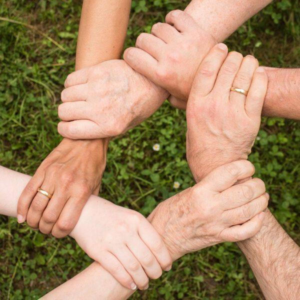 Helfen und Unterstützen